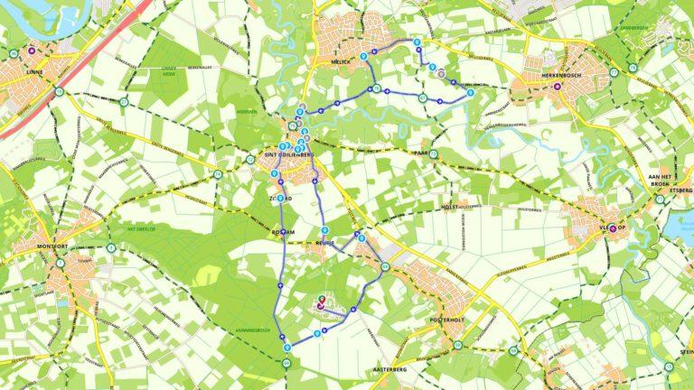 Route Molentocht